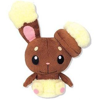 Pocket Monster Diamond & Pearl Plush Doll Vol. 2: Type B