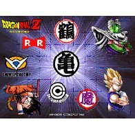 Dragon Ball Z Screenguard & Sticker Set Vol.2