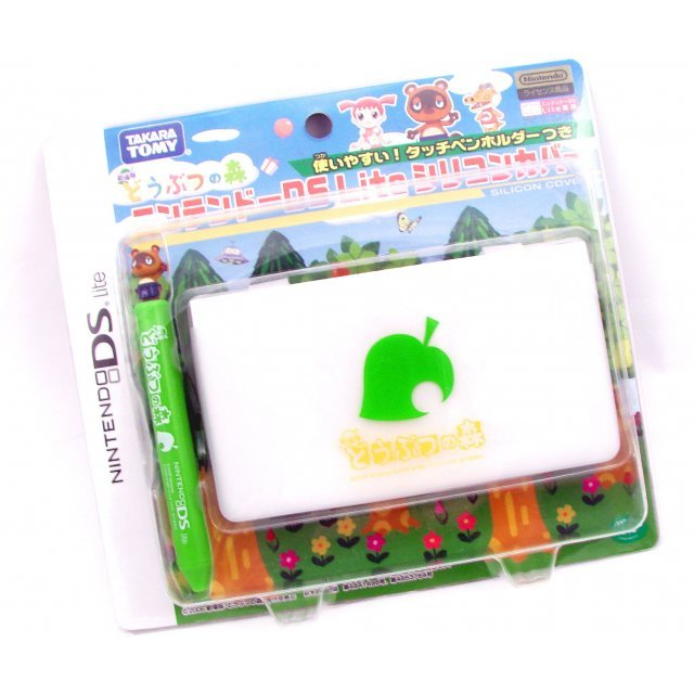 Protective Cover & Touch Pen DS Lite (Animal Crossing Style)