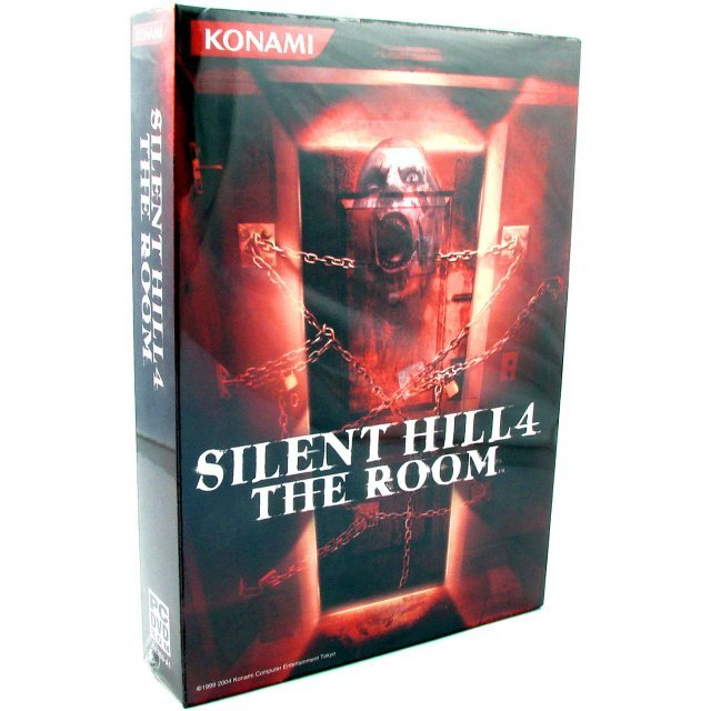Silent Hill 4: The Room (DVD-ROM)