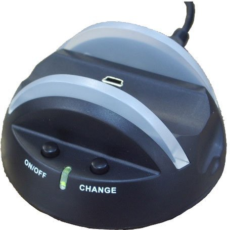 Illumination Charge Stand 3 (Black)