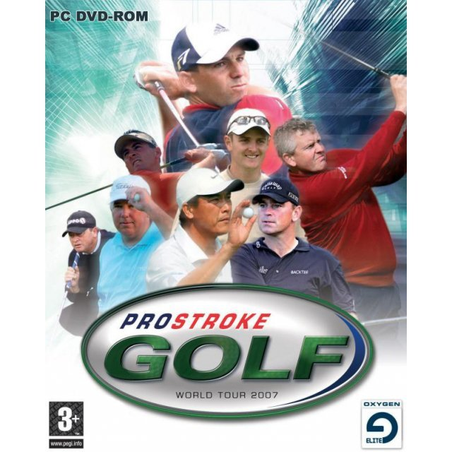 ProStroke Golf: World Tour 2007 (DVD-ROM)