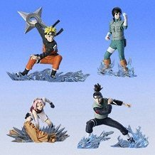 Naruto Ultimate Collection 3 Gashapon