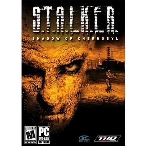 S.T.A.L.K.E.R.  Shadow of Chernobyl (DVD-ROM)