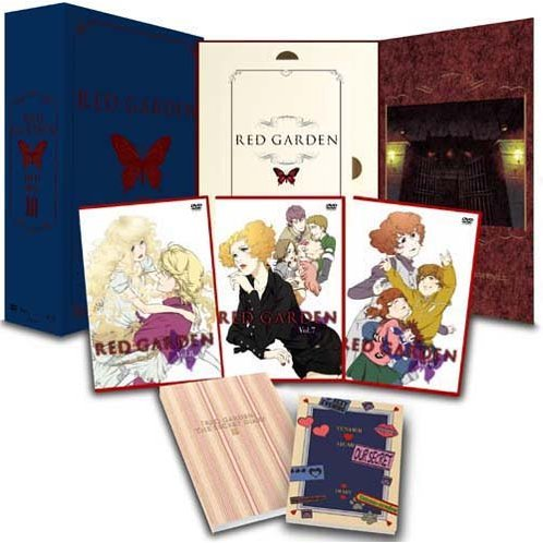 Red Garden DVD Box 3