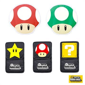New Super Mario Bros. Character Pouch