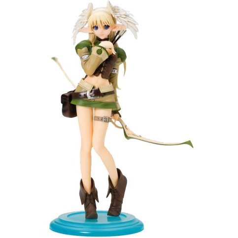Shining Tears 1/8 Scale Pre-Painted PVC Figure: Elwig