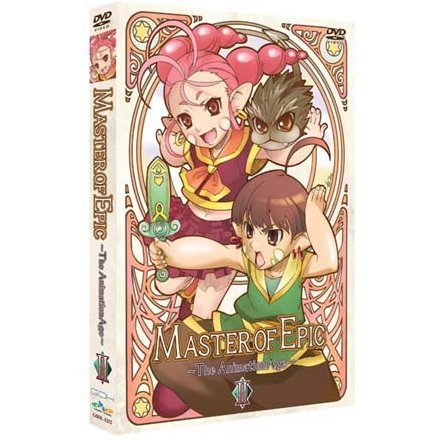 Master of Epic - The Animation Age Vol.3 [Limited Edition]