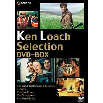 Ken Loach Selection DVD Box [Limited Edition]