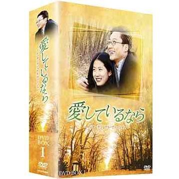 Aishite Irunara DVD Box 1 -International Version-