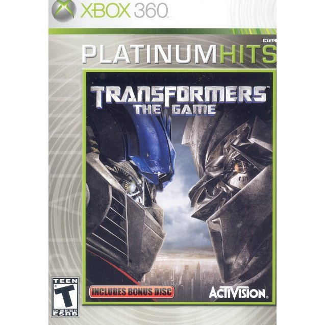 Transformers: The Game (Platinum Hits)
