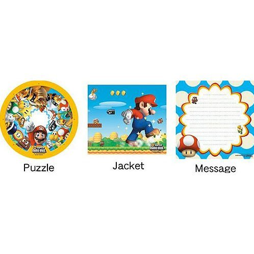 New Super Mario Bros. Compact Puzzle Type A