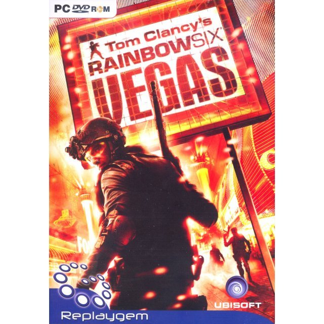 Tom Clancy's Rainbow Six Vegas (DVD-ROM)