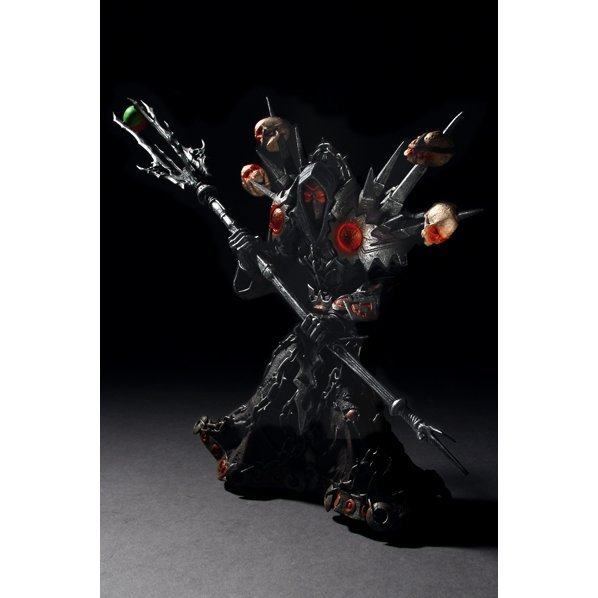 World of Warcraft Series 1: Undead Warlock - Meryl Felstorm Collector Figure