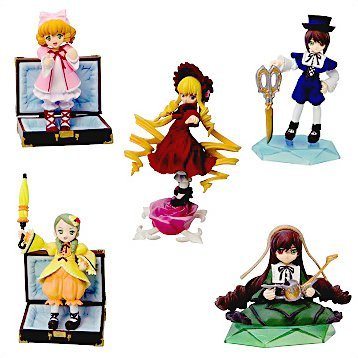 SR Rozen Maiden ~traumend~ Figure Collection Gashapon