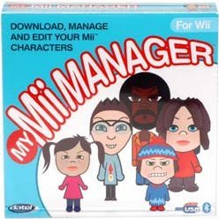 My Mii Manager
