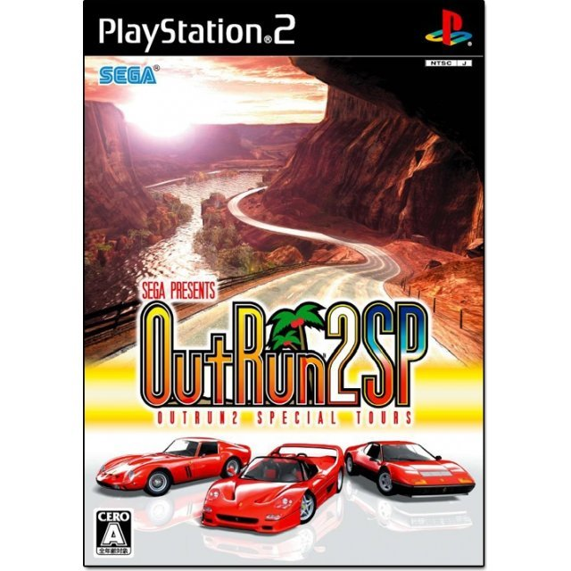 OutRun2 SP [First Print Limited Edition]