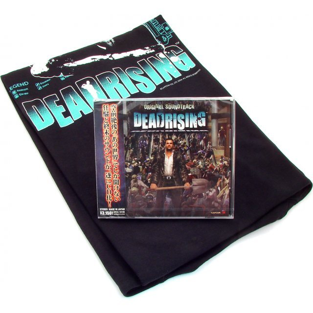 Dead Rising Original Soundtrack Premium Pack (Size L)