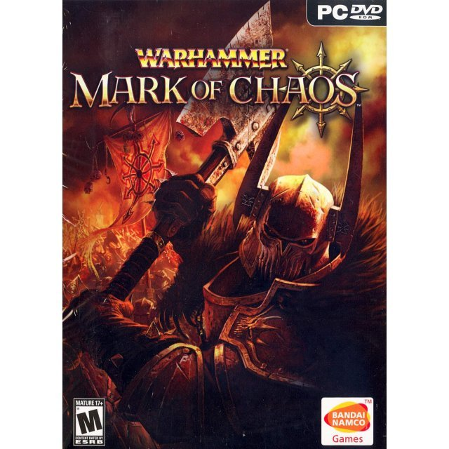 Warhammer: Mark of Chaos (DVD-ROM)