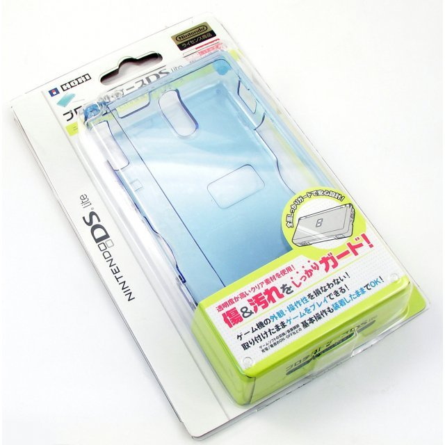 Protect Case DS Lite (clear blue)