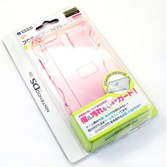 Protect Case DS Lite (clear pink)