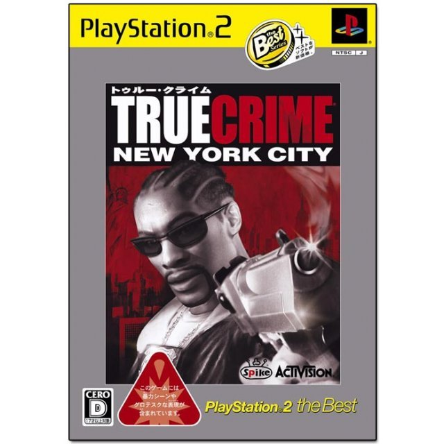 True Crime: New York City (PlayStation2 the Best)