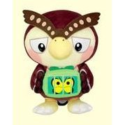 Animal Crossing Situation Plush Doll: Hooter (Blathers)