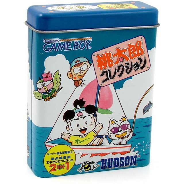 Momotarou Collection [Tin Box]