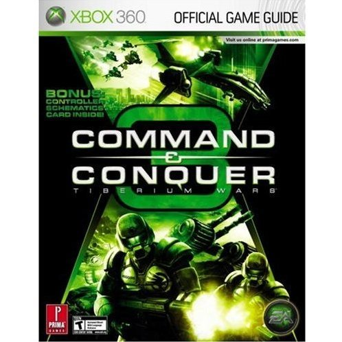 Command & Conquer 3: Tiberium Wars Prima Official Game Guide (Xbox360 Version)