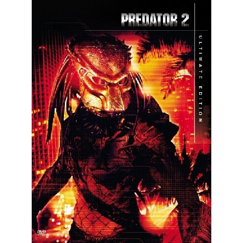 Predator 2 New Ultimate Edition [Limited Edition]