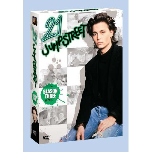 21 Jump Street Season 3 DVD Box 1