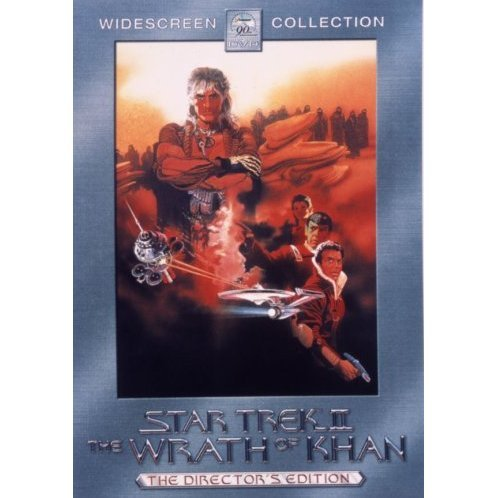 Star Trek 2 The Wrath Of Khan The Director's Edition