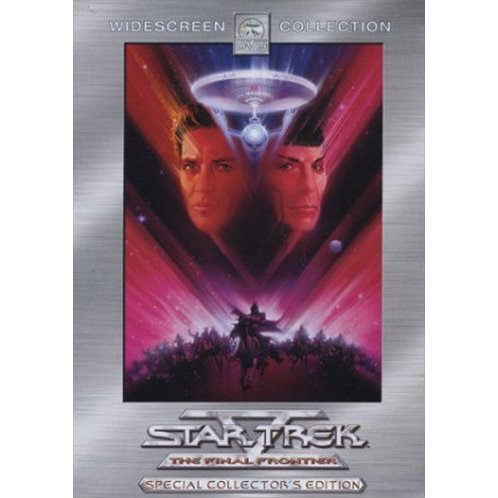 Star Trek 5 The Final Frontier Special Collector's Edition