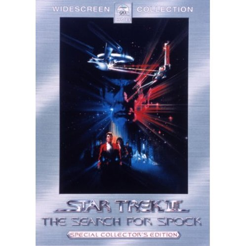 Star Trek The Search For Spock Special Collector's Edition