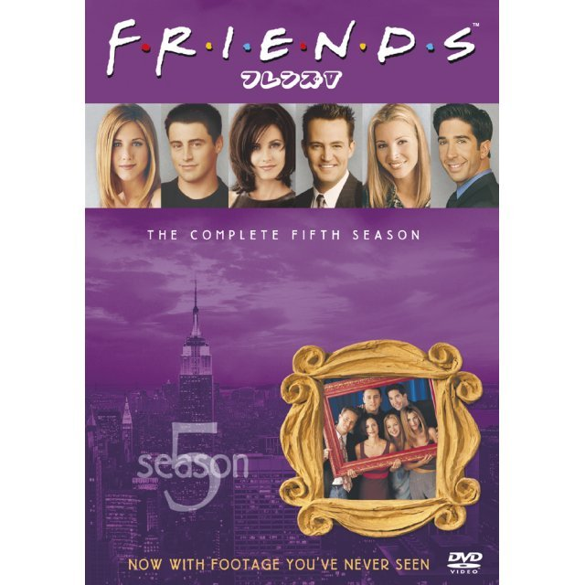 Friends: Season 5 Collector's Box [Limited Pressing]