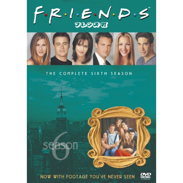 Friends: Season 6 Collector's Box [Limited Pressing]
