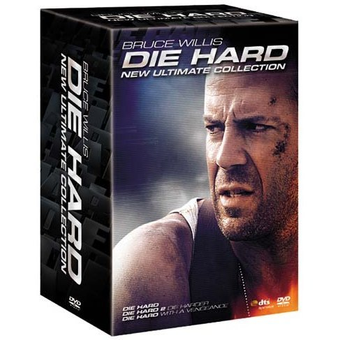 Die Hard New Ultimate Collection Box [Limited Edition]