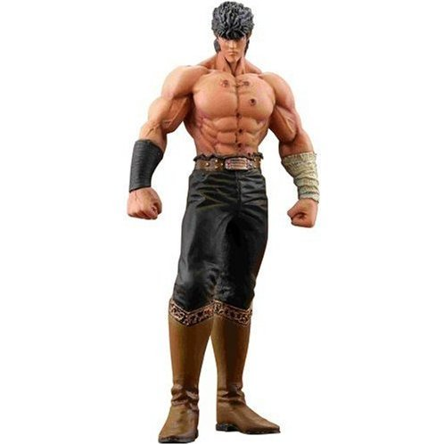 Fist of The North Star Episode 1 Legend of Cassandra Non Scale Pre-Painted Figure: Collection No.1 - Kenshiro