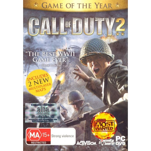 Call of Duty 2 (DVD-ROM)