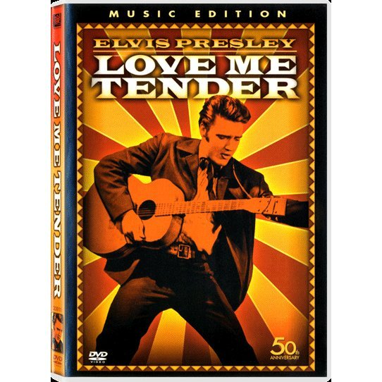 Love Me Tender [Music Edition]