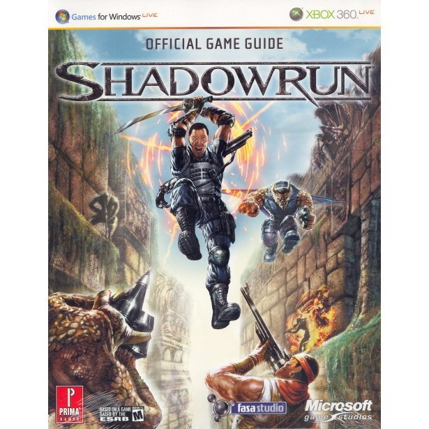 Shadowrun: Prima Official Game Guide