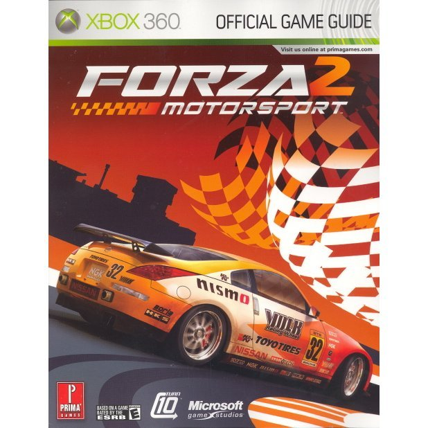 Forza Motorsport 2 Prima Official Game Guide