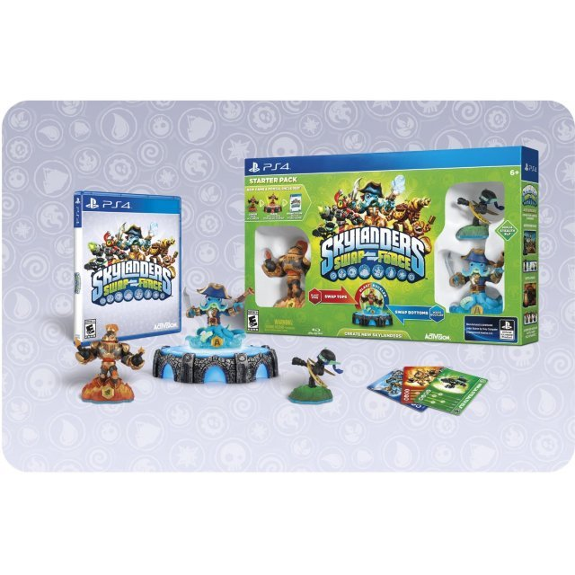 Skylanders Swap Force (Starter Pack)