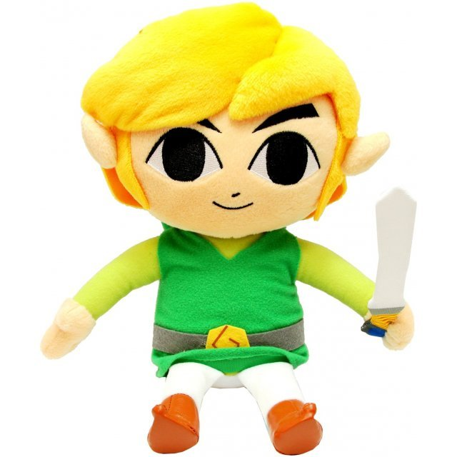 The Legend of Zelda Stuffed Toy: Link (Medium)