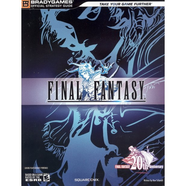 Final Fantasy I Official Strategy Guide