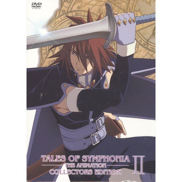 Tales of Symphonia OVA.2 Collector's Edition [Limited Edition]