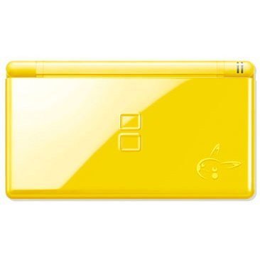 Nintendo DS Lite (Pokemon Center Pikachu Yellow) - 110V