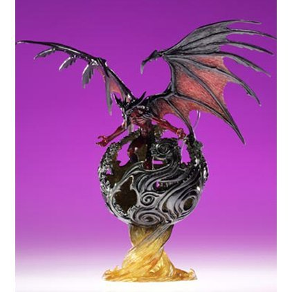 Final Fantasy Master Creatures 2: Diabolos from Final Fantasy VIII (Non Scale Pre-Painted Action Figure)