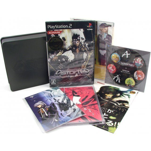 beatmania IIDX 13 DistorteD (Konamistyle Special Edition Complete Set)