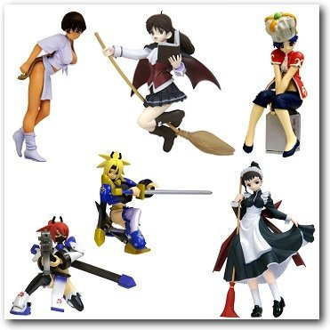 Capcom Fighting Jam Figure Collection 2